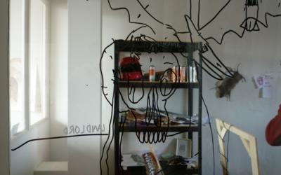 Tom studio window2